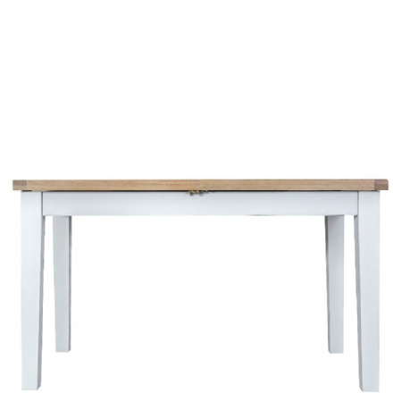 Toulouse White 1.6m Butterfly Extending Table